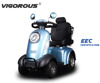 4 Wheel Electric Scooter Motorcycle With Seat for Adult