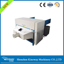 CE Certification cotton waste carding machine polyester fiber carding machinery
