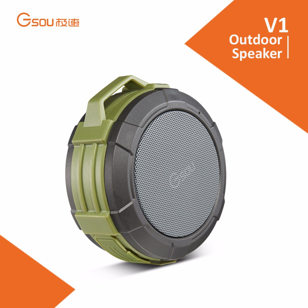 Factory wholesale waterproof mini speaker portable