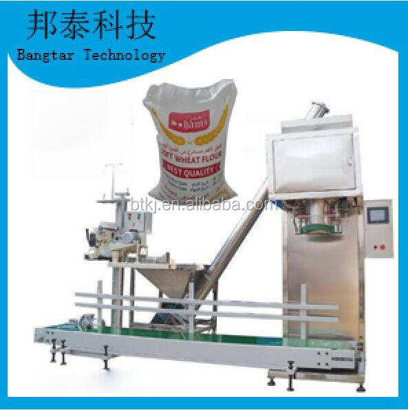 Quantitative Packaging Equipment/ Full automatic Flour Packing Machine Price/Price Pouch Packing Machine