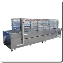 Water Transfer Printing Machine Hydrographic Dipping Water Rinse Station Hydro Dipping Washing Machine