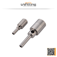CNC 304 stainless steel precision machining parts