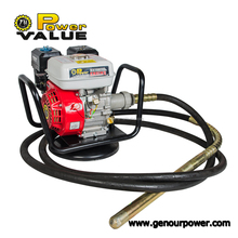 Power Value small gasoline engine electric concrete vibrator 220v for sale