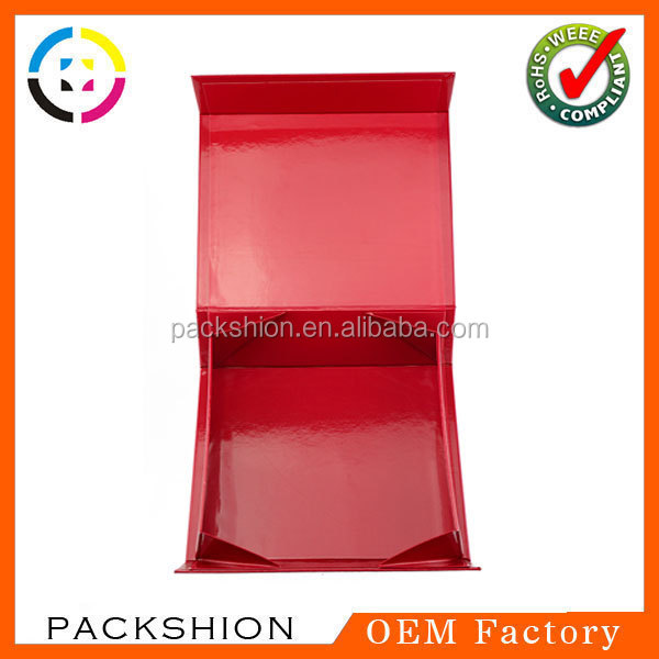 Foldable Cardboard Box For OEM Design