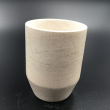 Wholesale stone craft cup, marble water cup for home decoration