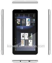 7 inch MTK6577 dual core tablet pc built in 3g and gps