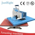 Made in China Low cost landscape Garment printing Personalized T Shirt Heat transfer machine