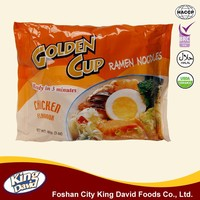 China Manufacturer Wholesales Fried Chicken Flavor Mama Noodles
