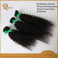 Alibaba aliexpress 7a grade cheap wholesale unprocessed virgin indian remy hair