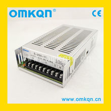 single output meanwell style 12v led power supply 250w switching power supply factory price S-250-12