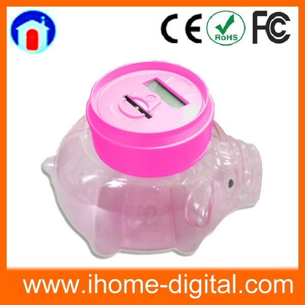 Rubber Piggy Bank 2016 New Wholesale Piggy Banks For Kids