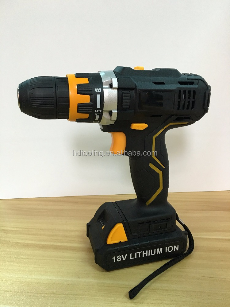 factory price 18V cordless power impact <strong>drill</strong>