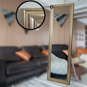 Bedroom dressing mirror designs stand cosmetic mirror