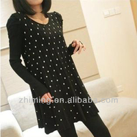 Womens Long Loose Sweater Dress For Fat Ladies
