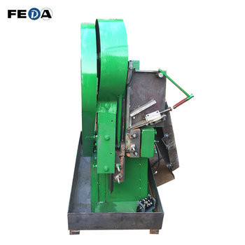 FEDA automatic nuts and bolts making machine furniture nuts and bolts manufacturing machine thread rolling machine