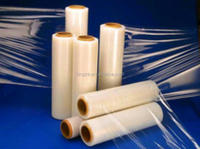 soft PE packaging pvc cling wrap film for food wrap