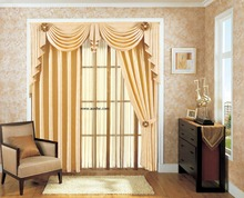 High quality popular fashion elegant home decoration curtain fabric blinds window for living room hotel office hospital