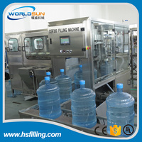 Automatic 5 Gallon Water Filling Machine