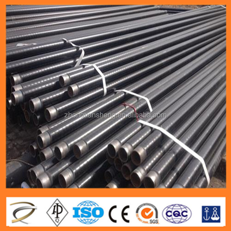 3 layer polyethylene coating line pipe astm a106 lsaw steel tube 8mm 10mm 12mm ~25mm 32mm truck for sale
