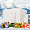 Frozen Cold Room For Meat And Fish,Cold Room Panel Machine,5000t Tomato Cold Storage Room