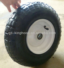 "330x90mm Multipurpose 13"" Pneumatic Wheel for Machinary"