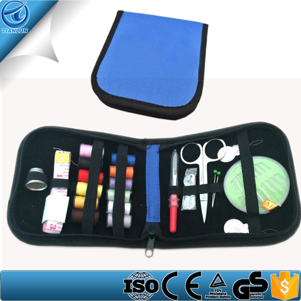 Best Sewing Kit for Home, mini portable travel sewing kit with customized box