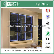 High quality led glass panel decorative wall covering sheets
