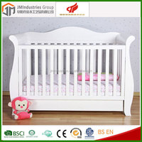 european style baby bedroom furniture, luxury baby bed, baby crib