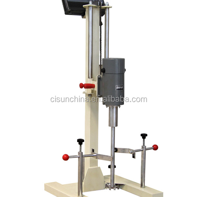 lab chemical disperser for paint