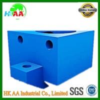 Factory supplier ISO/TS16949 standard cnc milled aluminum blocks, aluminum cnc blocks