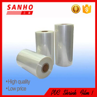 Transparent film soft pvc film shrink pvc sheet