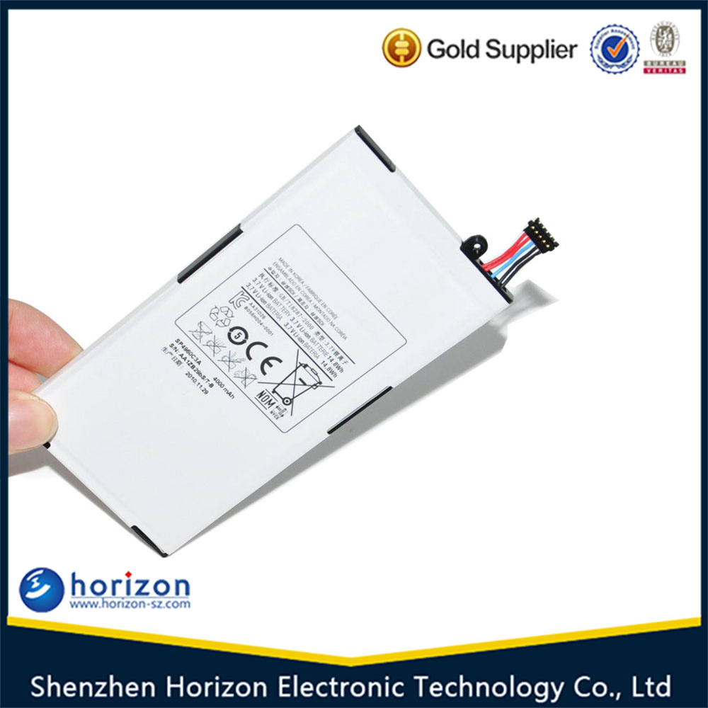 High quality 4000mAh OEM for P1000 Battery