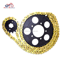 Hot Sales motorcycle parts for Honda NSR250 motorcycle chain and sprocket kit