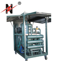 Double stage transformer oil recycle machine for sale