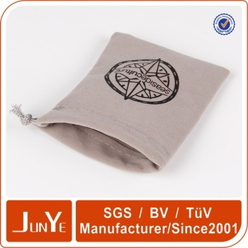 mini velvet pouch jewelry gift bag, oem acceptable, custom logo printing