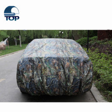 Alibaba automobile customized car cover universal full custom printed Extra Heavy Duty PP cotton @ PEVA car cover