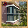 best manufactory supply curtain wall material 5mm+9A+5mm tempered Insulating Glass for building glass