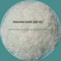 High purity Chloroacetic Acid (Monochloroacetic acid) used for CMC and PAC