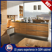 2015 hot sale rta high gloss kitchen cabinet simple designs