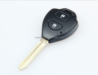 car replacement for toyota corolla key with 2 button