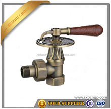 bottom price radiator valve DN15 from factory