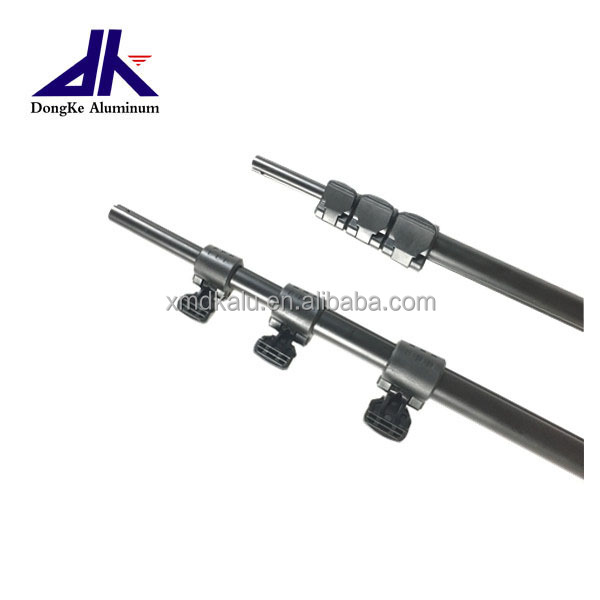 Light Weight Strong Aluminum Telescopic Support Pole For Paint Roller