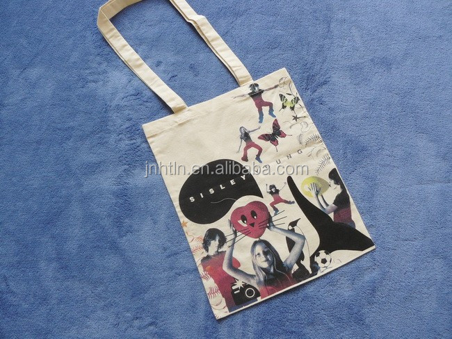 cotton ECO tote bag with printing
