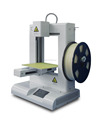digital professional 3d printer and 3d printer single extruder
