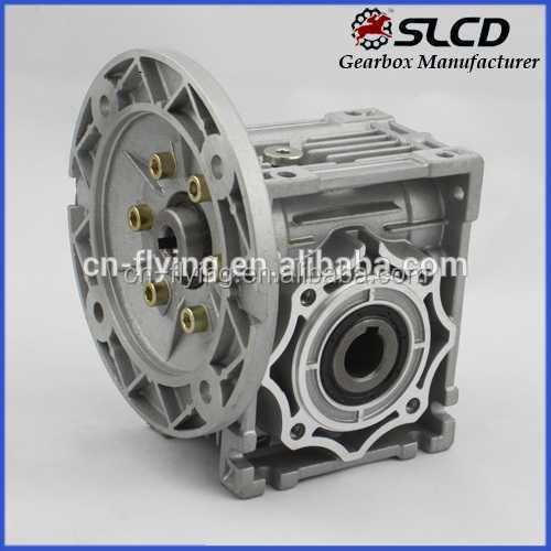 W series worm 1500 rpm gearbox smart parking car