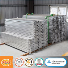 scaffolding Steel Catwalk for Construction Steel Plank Scaffolding Walk Board sgs tested