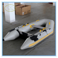 Rigid Fiberglass RIB Boat used rigid inflatable boats rubber boat price for sale
