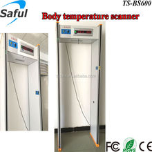 Airport body temperature scanner door TS-BS600