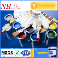 PU High Gloss Stain Wood Paints