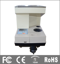 super electronic coin sorter and counter counting machine